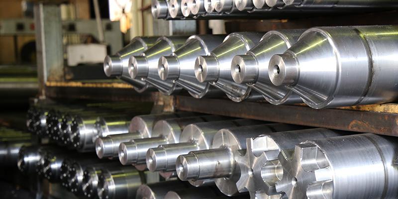 耐久性、耐摩耗性、高度な機能要求もクリアした弊社の冷間圧延ロール